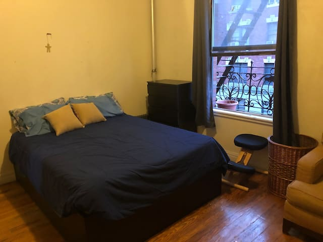 Huge room in Uptown Manhattan!