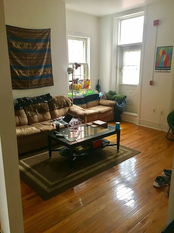 Philadelphia Center City PRIVATE ROOM shared bath - Philadelphia - Appartement