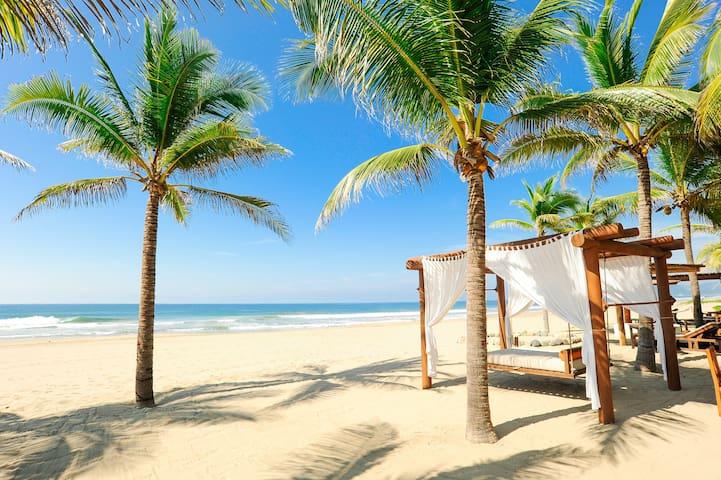 Las Palmas Beachfront Villas 2BR - Zihuatanejo - Villa