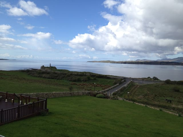 Castle Murray House Donegal Breathtaking Sea Views - Dunkineely - Andre