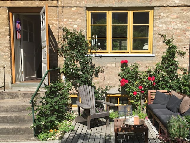 Big townhouse with garden - Oslo - Hus