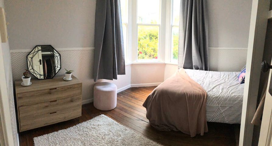 Private bedroom on Whitby