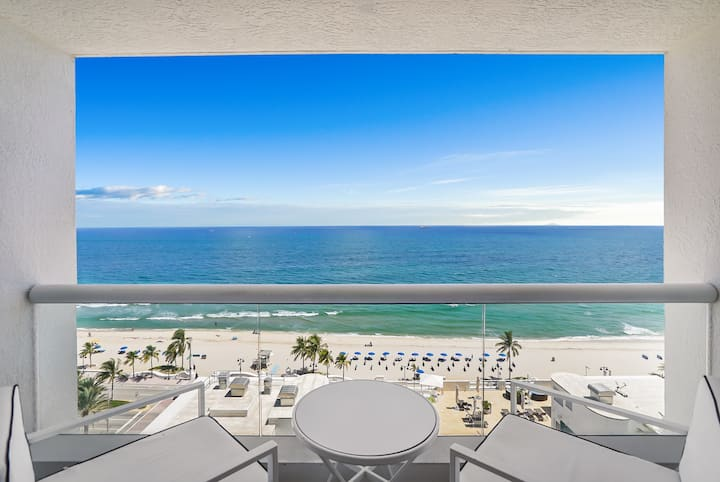 The Ocean Resort Residences | Striking Two Queens Oceanfront Studio