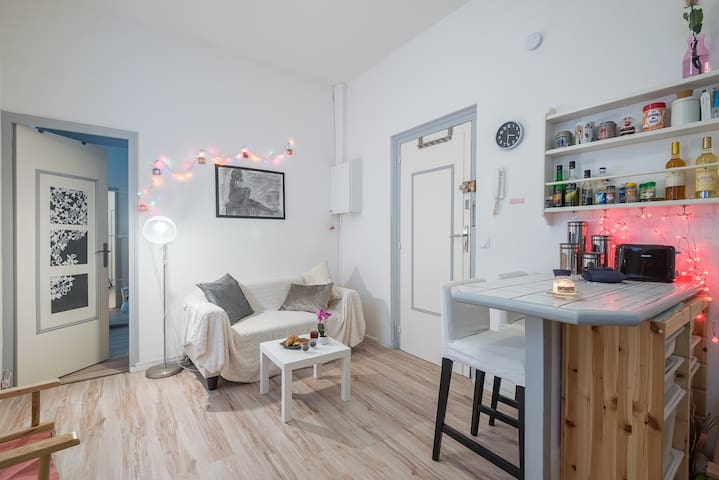 Charming apartment on the pedestrian street