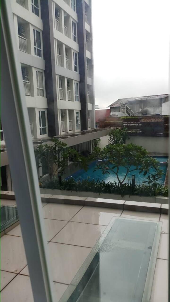 Apartemen Taman Melati Yogyakarta near UGM