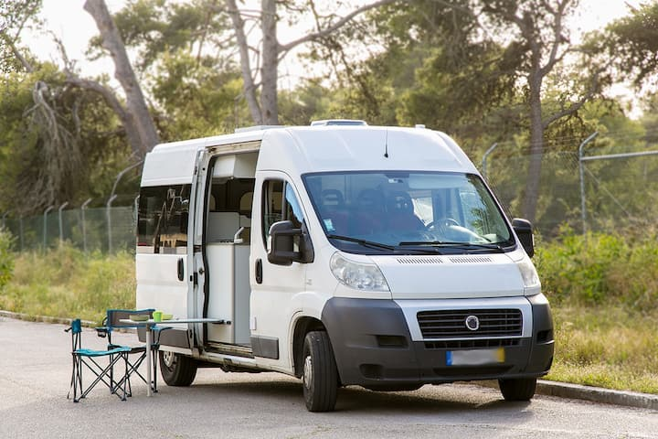 Portugal on a budget with Atlantic Campers II
