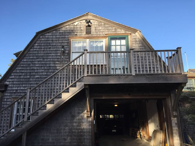 Garage Apt. 2 bedroom Cisco area - Nantucket - Appartement