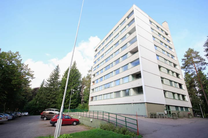 Studio apartment in Kouvola, Kumputie 14