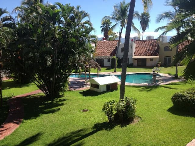 Villa las Palmas en Puerto Vallarta