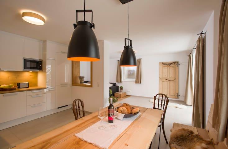 Family Apartment im Zentrum - Hopfgarten - Departamento