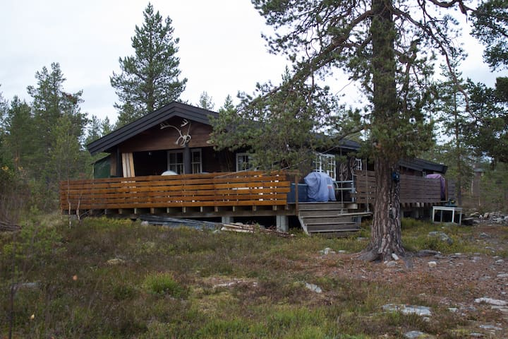 Beautiful cabin in scenic Trysil. Pro managed.