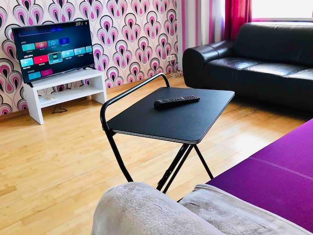 Alchevskykh apartment