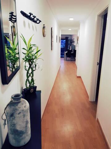 Estupendo apartamento con garaje y wifi