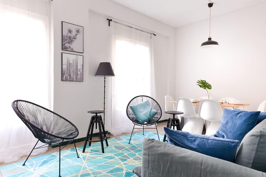 Single Room with balcony alicante city center old town near beach
