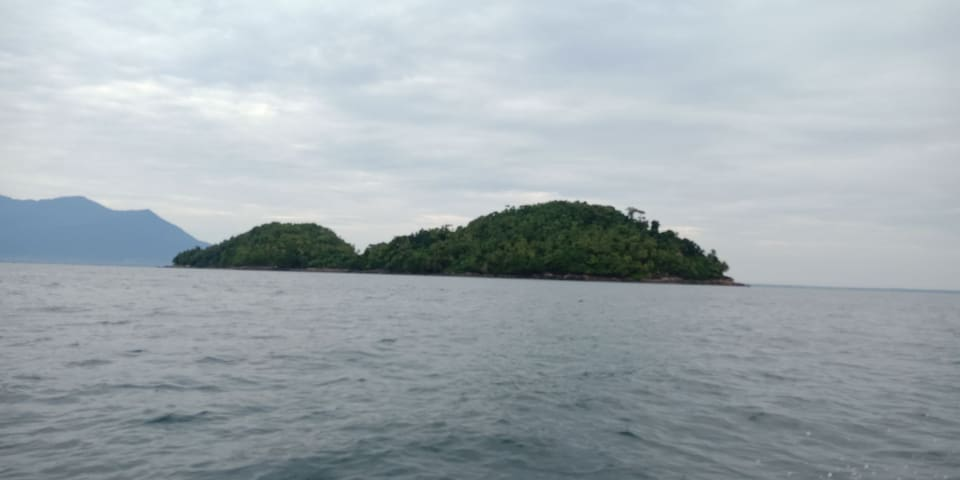 First marine park in Sarawak & doing conservation