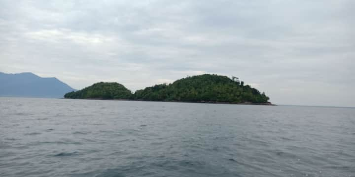 First marine park in Sarawak & doing conservation