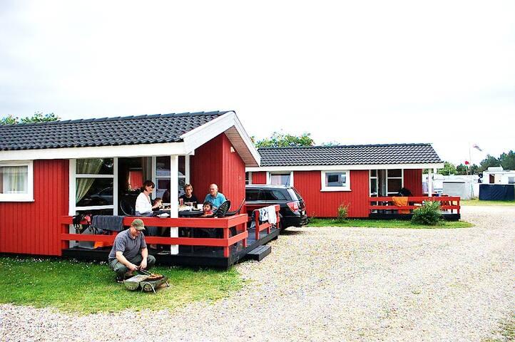 Familie hytte