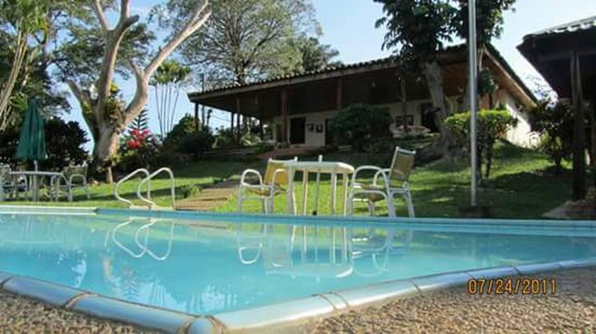 Hacienda Casa Finca Miravalle - Magia y Encanto - Jamundí - Haus