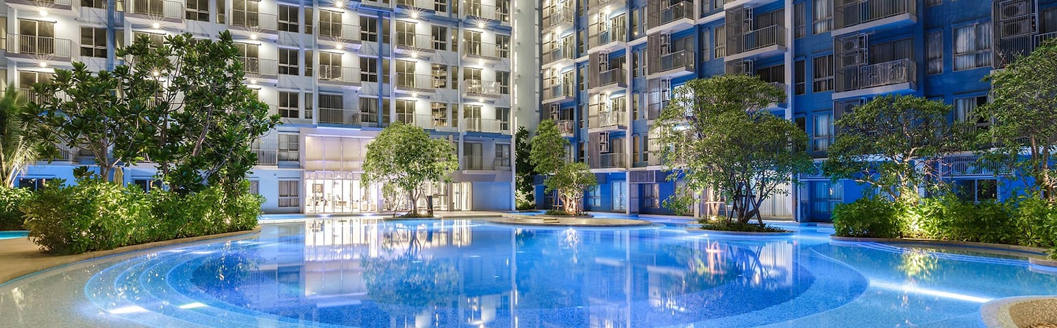 Blu Condo Thew talay Estate