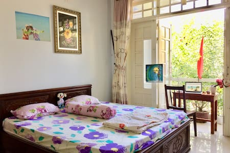 Perfect room for local experience in Danang