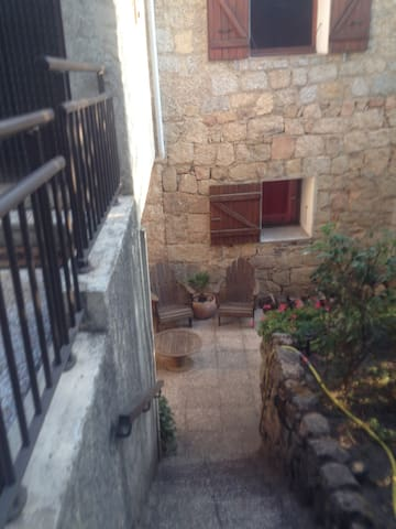Loue appartement à Bilia à 15 min de Sartène - Bilia - Appartement
