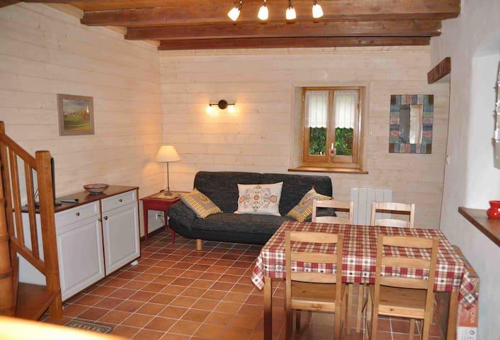 gîte indépendant au coeur du village - Villard - Dům