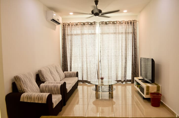 New*Summertime Arena Home* Opposite SPICE Penang