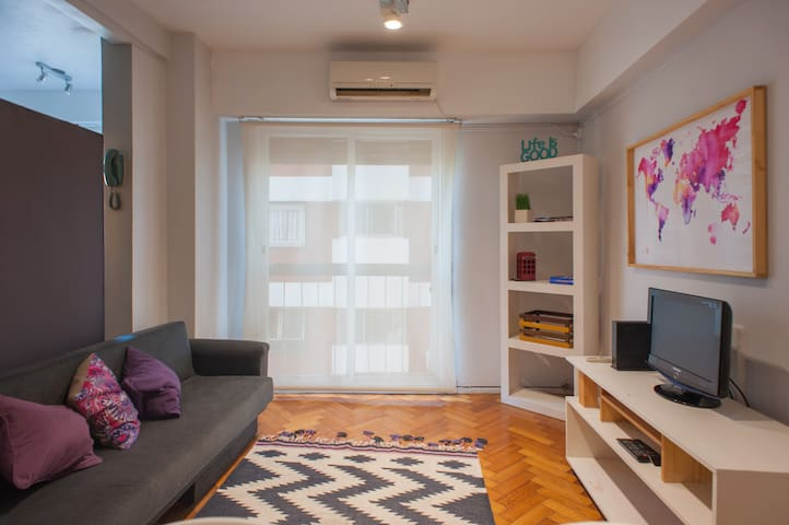 Great location, luminous Palermo / Recoleta
