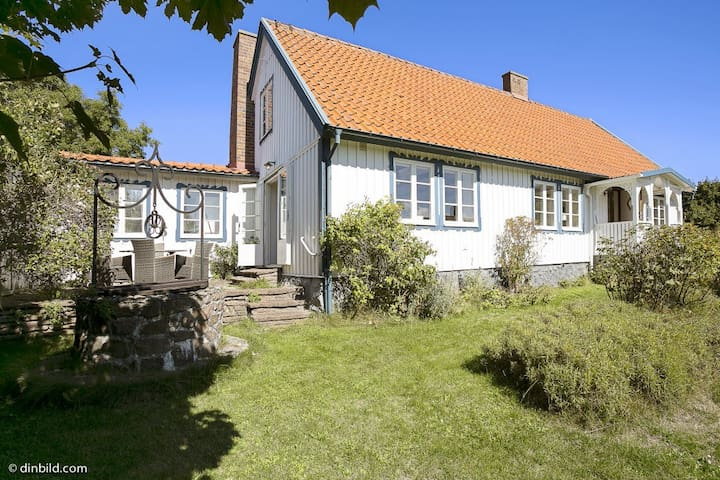 Cozy hideaway, sea, golf and forest - Mölle - Casa