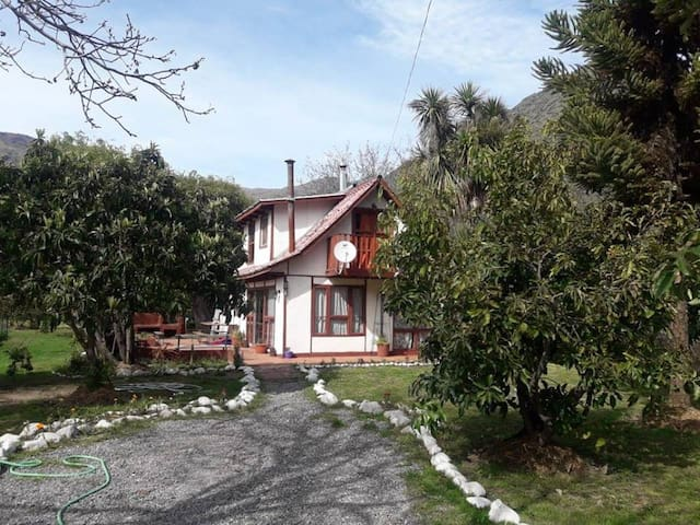 Hostal Casa Galerna de la Montaña.