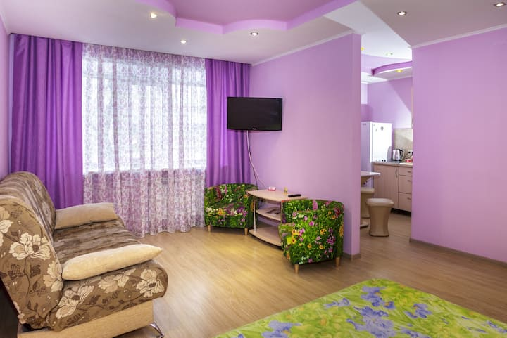 Отличная уютная 1-комн.квартира на Циолковского,57