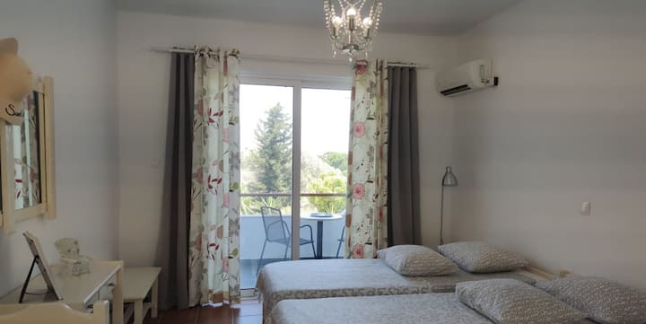 Studio 2 Villa Panagos in Faliraki-close to it all