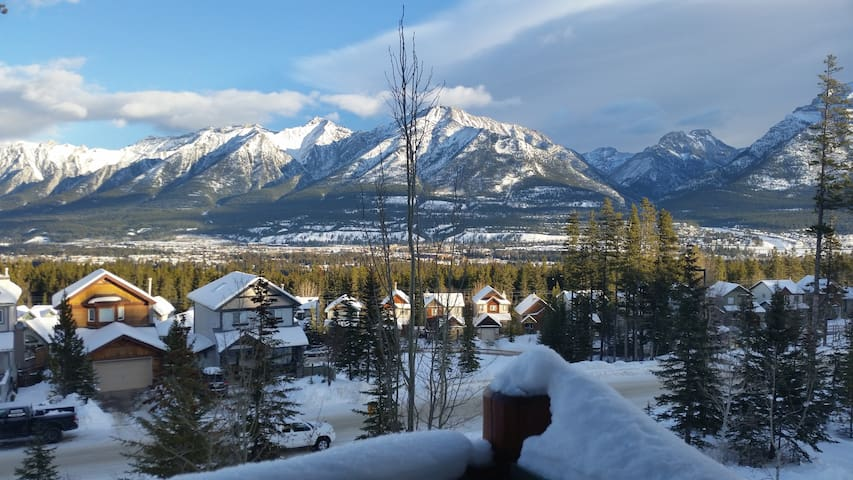 Room in mountain paradise! - Canmore - House