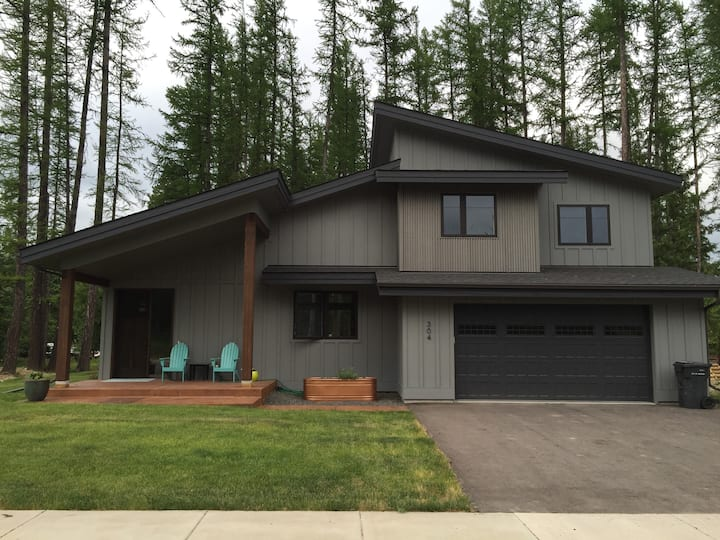 Beautiful Modern Home in Whitefish