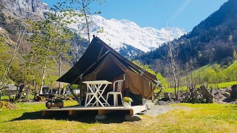 Safaritent 2 persons (EIGER) / Camping Rütti