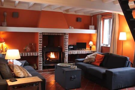 Maison de Charme, campagne proche de Lille - Sainghin-en-Mélantois - 独立屋