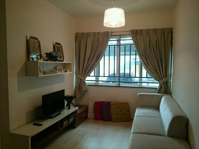 Tiny condo for tiny family - Tuaran - Apartament
