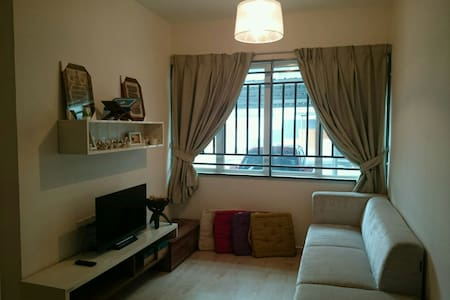 Tiny condo for tiny family - Tuaran - Byt
