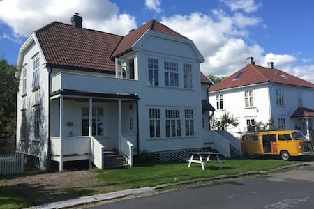 Charming apartment in Vikingtown - Byt