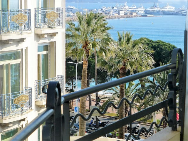 Cannes Croisette Appartment(57)   - Cannes - Departamento