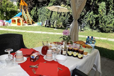 Bed & Breakfast Tiffany - Domodossola - Szoba reggelivel