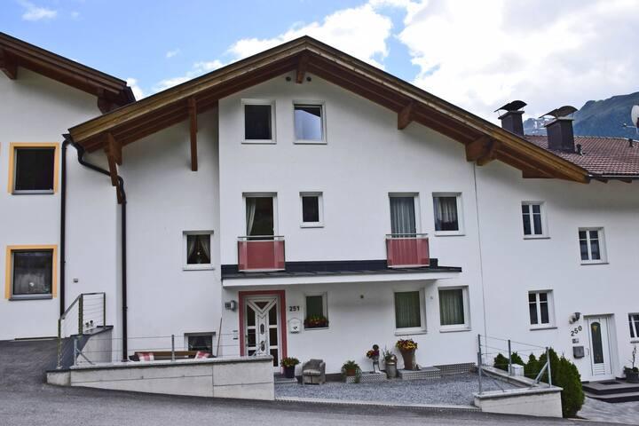 Lush Apartment in Strengen near St. Anton am Arlberg