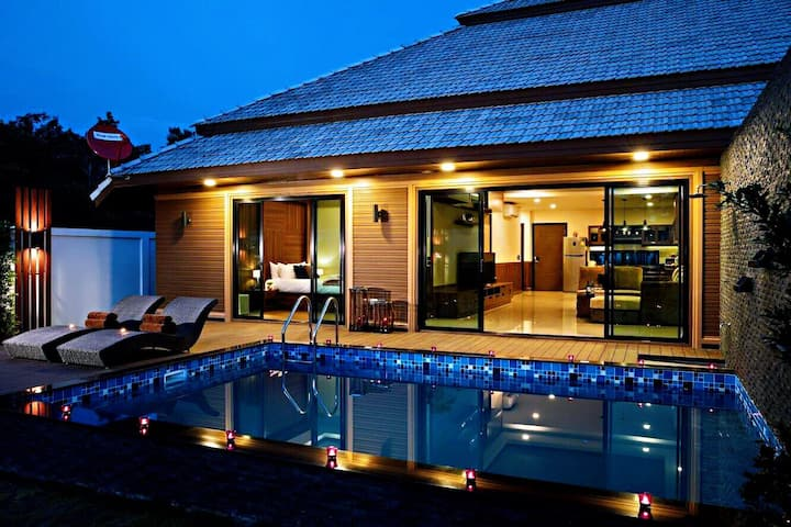Zen Retreat Chiang Mai Villa & Pool No.2