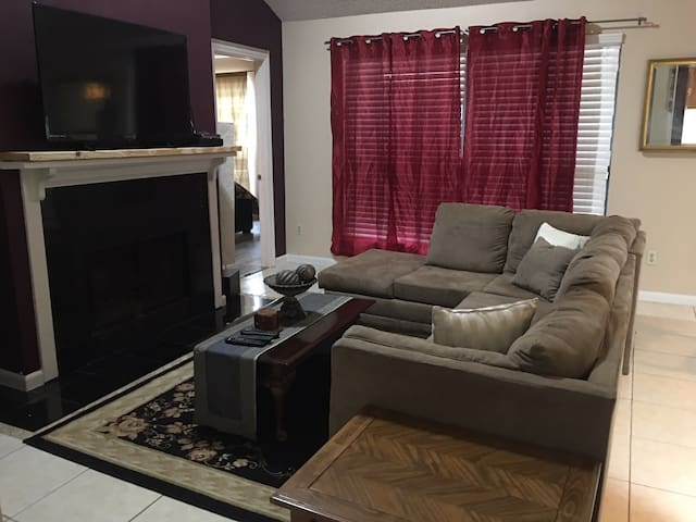 Centrally located home close to everything