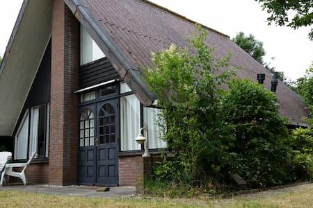 Vrijstaande recreatiewoning De Dreef H 97 Opmeer - Spanbroek - Kabin