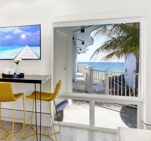 The Sand Suite at Ocean Treasure Beachside Suites