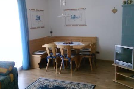 Spazioso appartamento in centro paese - Tesero - 公寓