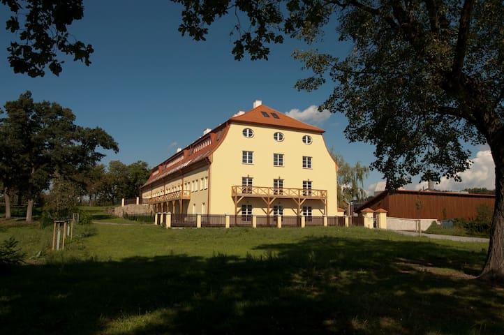 Rezidence V Parku - Dobříš