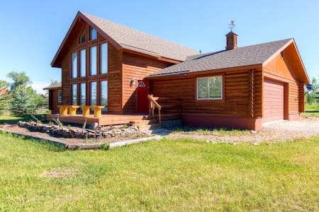 Lovely 3BR Driggs House w/Mountain Views - Driggs