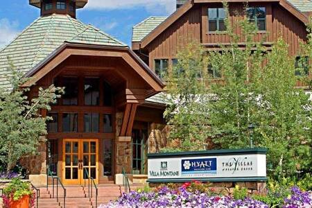 Hyatt Mountain Lodge Beaver Creek - 아파트(콘도미니엄)